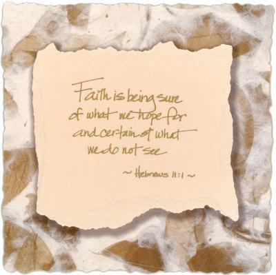 FAITH IS_1
